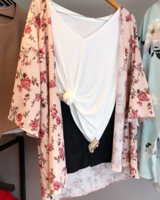 Kimono FLORA