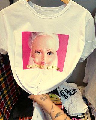 T-shirt Max Bitch please,i'm Barbie
