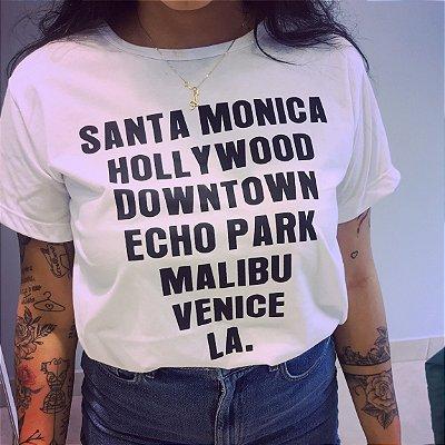 T-shirt max California cities
