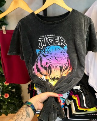 T-shirt MAX TIGER LOS ANGELES estonada