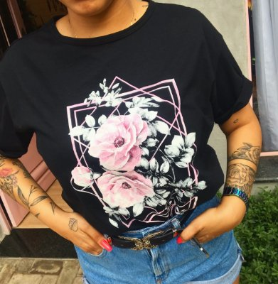 T-shirt MAX Roses Bushes