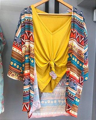 Kimono ÉTNICO Maia