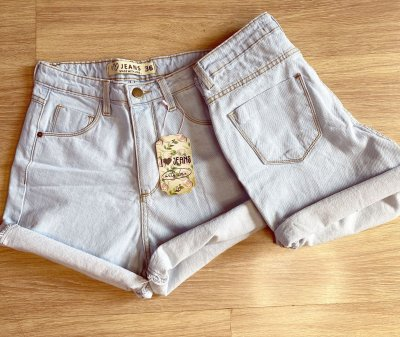 Short Mom Jeans DELAVÊ