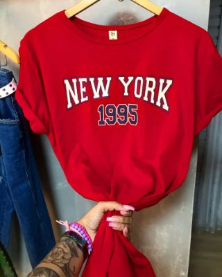 T-shirt Max New york 1995