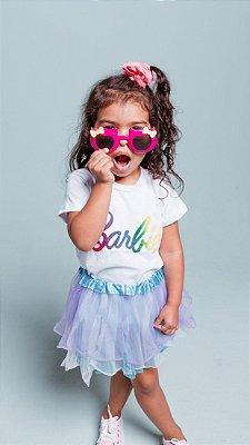 T-shirt MARRIEZINHA BARBIE rainbow