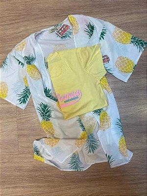 Kimono LOLLIPOP ABACAXI