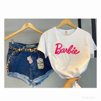 T-shirt MAX barbie neon