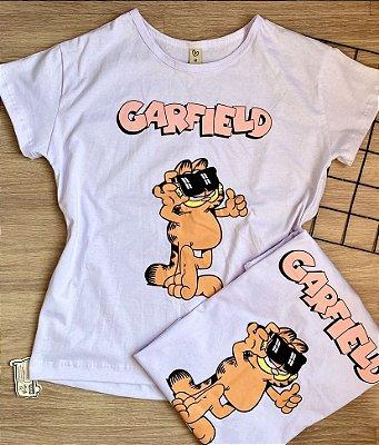T-shirt COMUM Garfield