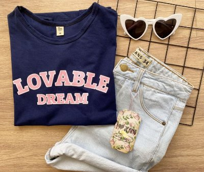 T-shirt LOVABLE DREAM