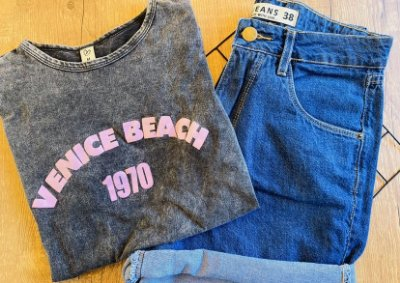 T-shirt MAX estonada VENICE BEACH