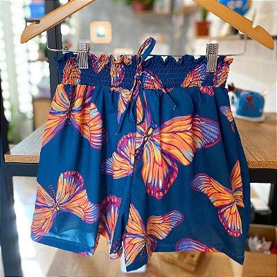 SHORT LOLITA borboletaS