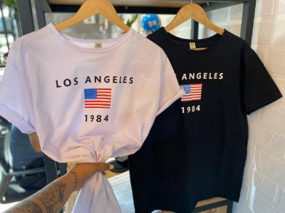 T-shirt MAX los angeles