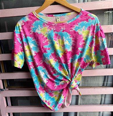 T-shirt TIE DYE SUMMER