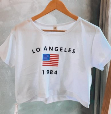 CROPPED com manga  los angeles