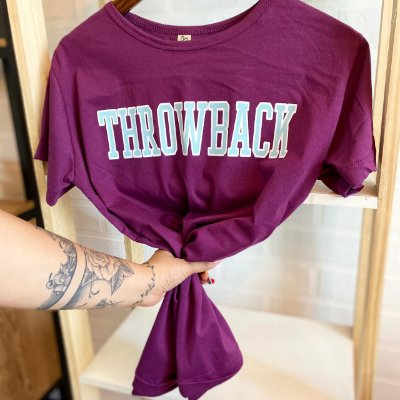 T-shirt MAX THROWBACK