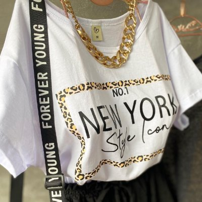 T-shirt NEW YORK STYLE