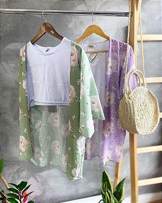 Kimono FLORIDO MARGARET