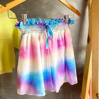 Short LOLITA tie dye