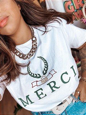 T-shirt MAX PARIS MERCI