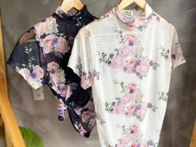 T-shirt TULE florida  LARA