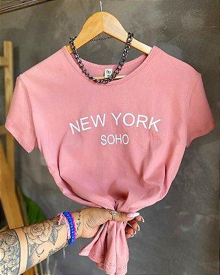 T-shirt COMUM New york SOHO