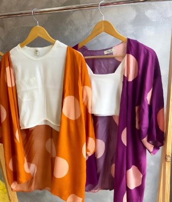 Kimono POÁ EVA