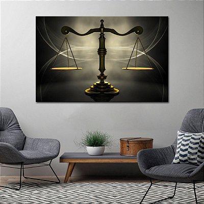 Balança Direito - Tela Canvas