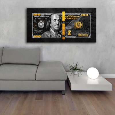 Money  - TELA CANVAS