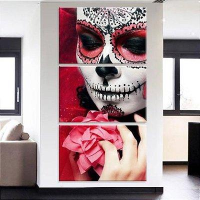 Catrina - 3 telas canvas