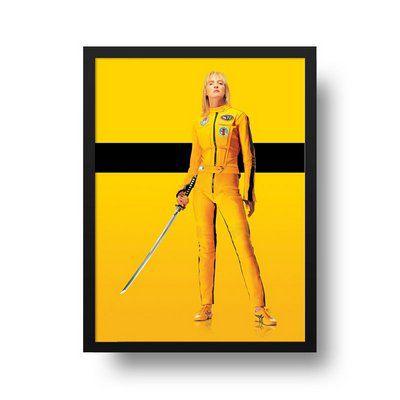 Kill Bill - Emoldurado