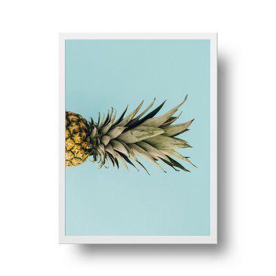 Abacaxi - Emoldurado