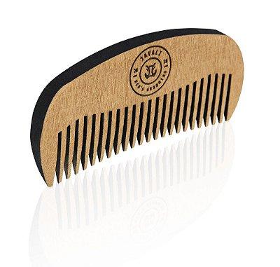 Pente de barba e cabelo antiestático