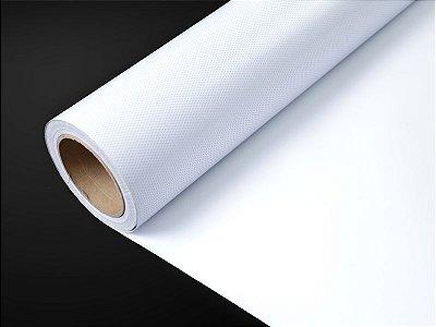 Vinil Adesivo Perfurado Branco 1,37m x 50m (PV1615E)