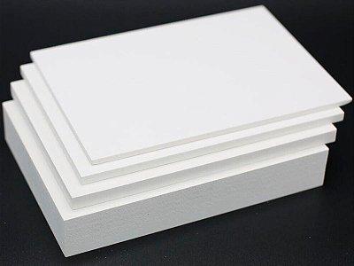 PVC Expandido 05mm Branco com Densidade 0,65 (UFS05)