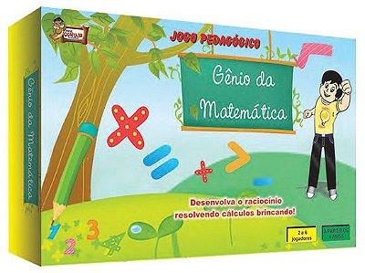 Brinquedo Gênio da Matemática