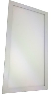 Luminária Painel Slim Embutir 36W RETANGULAR - 30x60 - CRISTALLUX