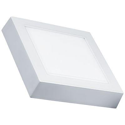 Luminária painel Sobrepor Quadrada 36w - 40 cm x 40 cm CRISTALLUX