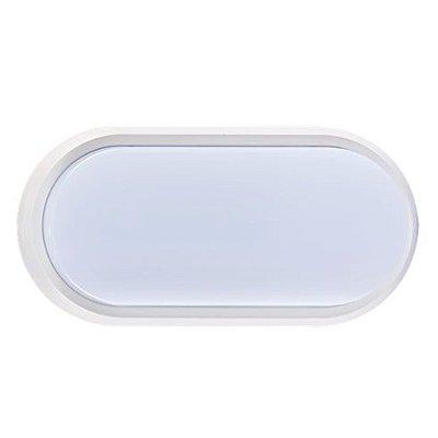 LUMINÁRIA BLINDADA TARTARUGA LED SAVE ENERGY - Para uso em muros - 8W - Bivolt - Uso externo - Não precisa de lâmpada