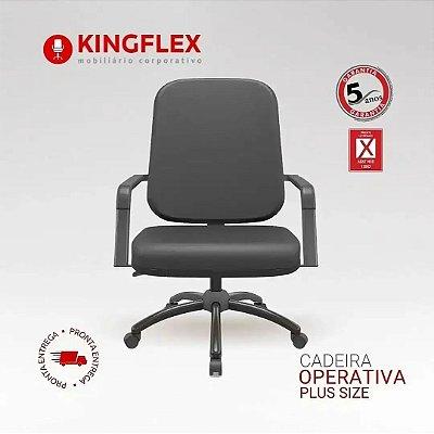 Cadeira para Obeso Operativa Plus - Plaxmetal