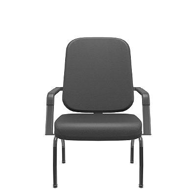 Cadeira para Obeso Operativa Plus Fixa - Plaxmetal