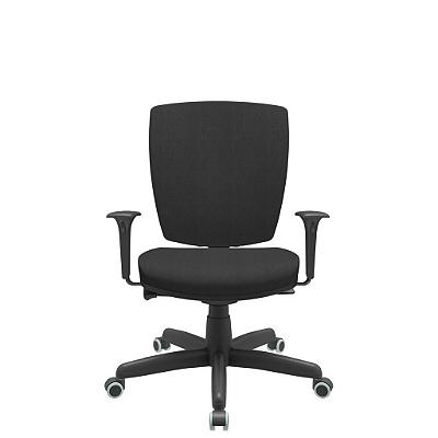 Cadeira Giratoria Diretor Altrix Autocompensador Rev. Poliéster - Plaxmetal