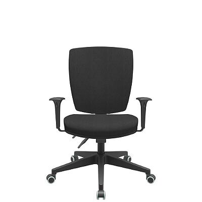 Cadeira Giratoria Diretor Altrix Back Plax Base Piramidal Rev. Poliéster - Plaxmetal