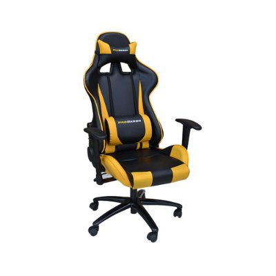 Cadeira Pro Gamer V2 ( Amarela, Vermelha e Branca )