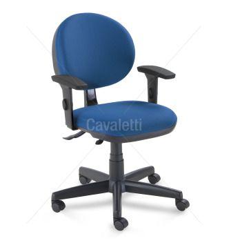 Cadeira Executiva Giratória Stilo 8103 - SRE Back System Braços SL