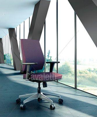 Cadeira para Escritório Diretor Cavaletti Mais 37001