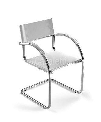 Cadeira para Escritório Aproximação/Fixa Cavaletti Chroma 14007