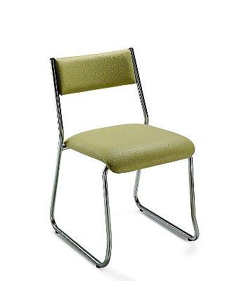 Cadeira para Escritório Aproximação/Fixa Cavaletti Coletiva 1003