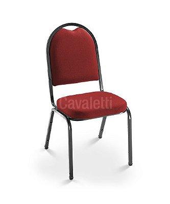 Cadeira para Escritório Treinamento/Fixa Cavaletti Coletiva 1002