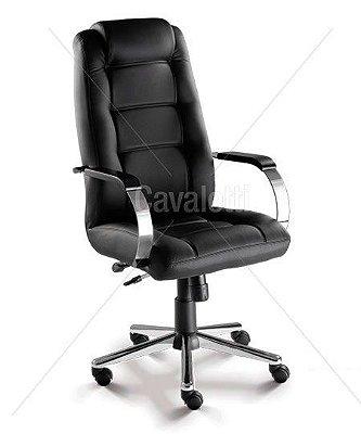 Cadeira para Escritório Presidente Cavaletti Prime 20101