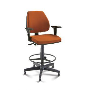 Cadeira de Escritório Caixa Fixa Cavaletti Pro 38022